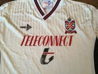 Classic Football Shirts | 1989 Fulham Vintage Old Soccer Jerseys